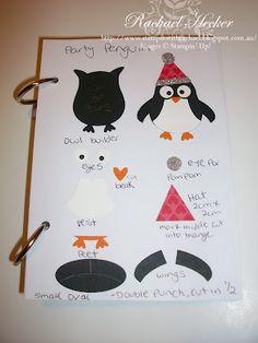 Cute penguin!