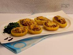 Batatas Recheadas... com Cozido à Portuguesa! Ou outras sobras de carne