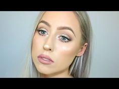 MORPHE 35W PALETTE   Soft Girly Makeup Tutorial - YouTube