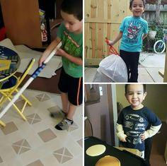 Oğluna Ev İşlerinin Kadınların Görevi Olmadığını Öğreten Anne | eğitimpedia