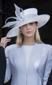 Lady Gabriella Windsor, June 15, 2013 in Philip Treacy | The Royal Hats Blog