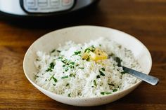 How To Cook Rice in the Electric Pressure Cooker — Cooking Lessons from The Kitchn