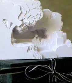 """Livre d'artiste """"Petit précieux Hubert Robert"""" (Isabelle Faivre) Galerie de la Marraine, exposition """"Sur les traces d'Hubert Robert"""" www.galeriedelamarraine.com"""