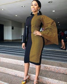 This item is made to order and will be sewn to fit you perfectly. Contact me for a faster processing time. African Dresses For Women, African Print Dresses, African Attire, African Wear, African Fashion Dresses, African Women, African Clothes, African Prints, African Style