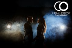 My buddy's amazing photography work. Pinned cuz I love the blue/white smoke & backlighting. I'm ordering some blue smoke bombs for our shoot. :)