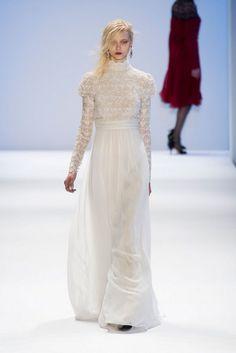 Tadashi Shoji - Tadashi Shoji - Nueva York - Mujer - Otoño Invierno 2013- 2014 - Pasarelas, desfiles de moda, diseñadores, videos, calendarios, fotos y backstage - Elle - ELLE.ES