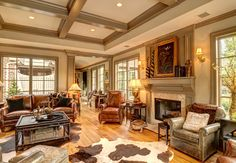 beautiful woodwork by Farinelli Construction Inc