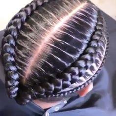 cornrows braids, braids on boys, braids medical practice email, ozark trail # scalp Braids for boys Cornrow Braids Men, Cornrow Hairstyles For Men, Black Men Hairstyles, Hairstyles Videos, Short Hairstyles, Black Men Haircuts, Evening Hairstyles, Ethnic Hairstyles, Braids With Fade
