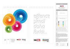 novada kurumsal kimlik tasarımı kapsamında basılı mecra tasarımı & üretimi