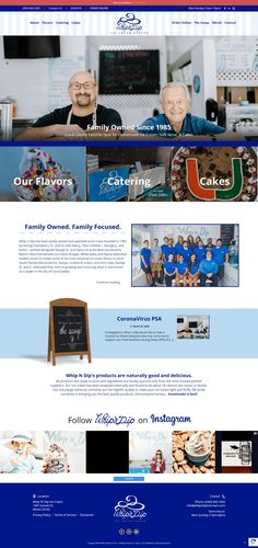 Custom Ice Cream Shop Web Design Coral Gables, Soft Serve, Web Design Inspiration, Custom Design, Ice Cream, In This Moment, Learning, Real Estate, Shopping