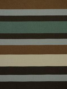 NEW STRIPE ALOE #black-gray-silver #blue-turquoise #brown-earth-tones #print-fabrics