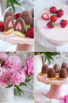 Strawberry Cakes, Pie Cake, Grubs, Raspberry, Cupcakes, Sweets, Candy, Baking, Trufle