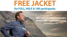 Free Jacket To All of This Year's Participants. Entering to Win Only Takes 1 Minute