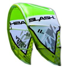 Crazyfly Slash Kitesurfing Kite Complete 2012