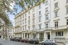 Arranged over the raised ground and lower ground floors of a handsome Grade II…
