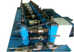 This manufacture line may make the cable tray, a number of sizes through the restore punching press to complete. Cold Roll Forming Machine is mutual and adjustable, one set of roller tools complete all cable tray products