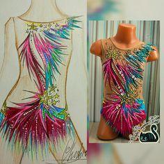 Ballet Costumes, Dance Costumes, Rhythmic Gymnastics Costumes, Custom Leotards, Sport Gymnastics, Ballroom Dress, Body, Glamour, How To Wear