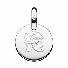 Olympics charm. [Currently out of stock, 20120710, but link offers a notification feature.]