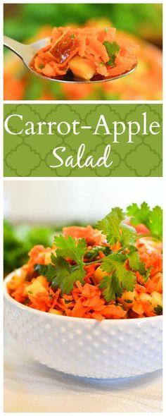 Carrot-Apple Salad -