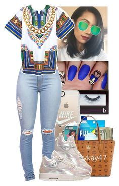 """""""⚪️"""" by jasmine1164 ❤ liked on Polyvore featuring BBrowBar, Casetify, Retrò, Wildfox and INC International Concepts"""