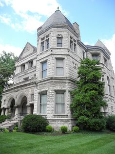 Conrad-Caldwell House in Louisville, KY
