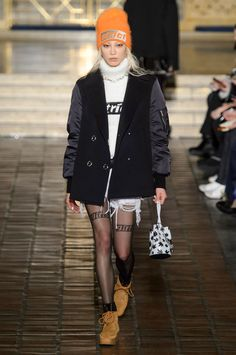 Alexander Wang Blessed the Street Style Set With His Autumn '16 Collection