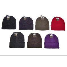 Adult Knit Hats http://www.tradeguide24.com/3742___Adult_Knit_Hats___Assorted_Colors_84pcs.__6019___ #hats #stocklot #wholesale