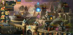 Summoners Legion  game review screen 1