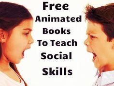 Animated Books for Children | Free Animated Books to Teach Social Skills | Readyteacher.com