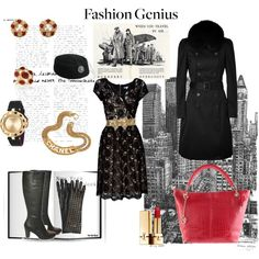 """Fashion genious - clothes for Autumn and Winter 2012 - 2013"" by mary-gereis on Polyvore"
