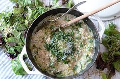 Qooking.ch | One-Pot Risotto ! Risotto, One Pot, Curry, Ethnic Recipes, Food, Salads, Citronella, Kitchens, Recipes