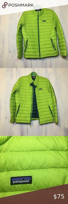Women's lime green Xersion jacket