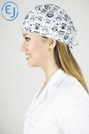 Resultado de imagem para moldes de toucas cirurgicas