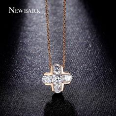 Find More Pendant Necklaces Information about NEWBARK Classic Cross Design…