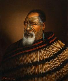 Gottfried Lindauer (1839-1926) pintó a los Maoríes de Aotearoa (nombre original de Nueva Zelanda) en retratos y escenas, el autor es uno de los escasísimos artistas que a finales del siglo XIX se dedicaron casi en exclusiva a representar a indígenas. En la primera ocasión en que las obras salen de su lugar de origen, las pinturas se exhiben en la exposición'Gottfried Lindauer. Die Maori Portraits' (Gottfried Lindauer. Los retratos maoríes'), en la Alte Nationalgalerie de Berlín