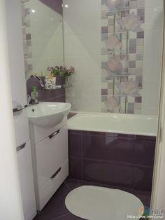 Small Basement Bathroom, Bathroom Plans, Bathroom Design Small, White Bathroom, Bathroom Interior, Home Renovation, Home Remodeling, Tiny Bath, Bathroom Collections