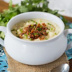 When it comes to soups, what's your favorite? For me, nothing beats a hearty bowl of potato soup, unless of course it's a hearty bowl of potato soup topped with bacon. Bacon wins every time. I've recently been trying out potato soup variations in my Instant Pot and I'm pleased to tell you that I've …