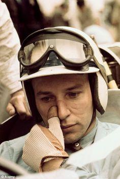 pinterest.com/fra411 #vintage #formula1 - john surtees