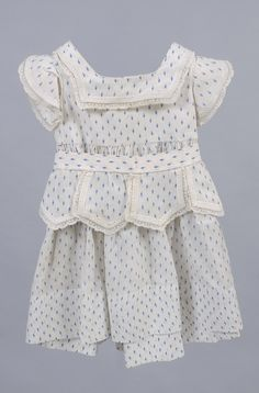 Philadelphia Museum of Art - Collections Object : Child's Dress and Sash, 1873.