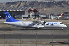 Air Europa Express Fleet ATR 72 Details and Pictures. Air Europa Express Fleet ATR 72 configuration, seat map, seating chart, seat pitch, extra legroom, cabin interior, business class, economy class, onboard services..