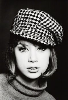 Pattie Boyd photographed by Eric Swayne, 1967.