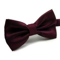 NEW Novelty Wedding Party Polyester Bowtie Noeud Papillon Men Women Bow Tie Solid Color Bolo Neckwear Cheap Cravat