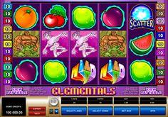 Elementals on tosi hauskaa kolikkopeli netissä joka on Microgaming kehittääjä! Koikeille itse pelata tämän hyvää online kolikkopeli ja näet kuinka helppo on pelata ja voitta isot rahat verkossa! Kasinopelissa on 5 rullat ja 30 voittolinjat, erilaiset bonukset ja valtava grafiikka!