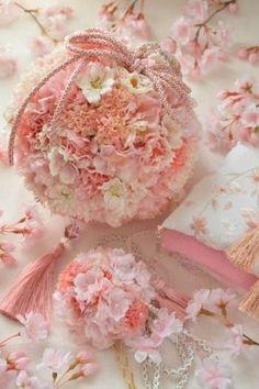 sakuraPINKが咲き誇る♡日本人の心のお花*桜が満開のHAPPY WEDDING*