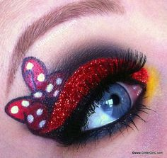 For minnie lovers. Great look.