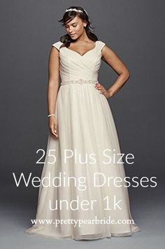 plus size wedding dress, plus size bridal gowns,