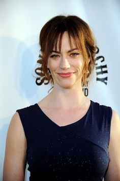 Maggie Siff at event of Sons of Anarchy