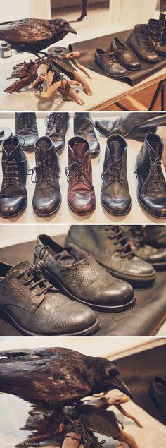 Scandinavia Standard | The Last Conspiracy Shoes - Danish Footwear