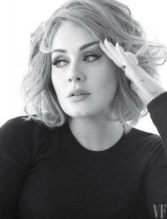 Vanity Fair- Adele