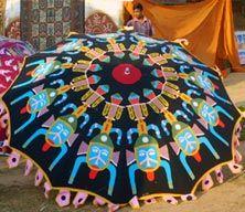 , Handicrafts of Orissa, Applique,